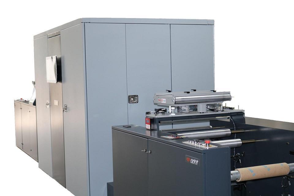 IJT-520 | Impressora jato de tinta de alto volume