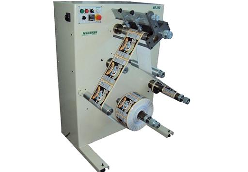 Revisora/Rebobinadeira Vertical 250 |